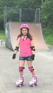 Roller Girl!